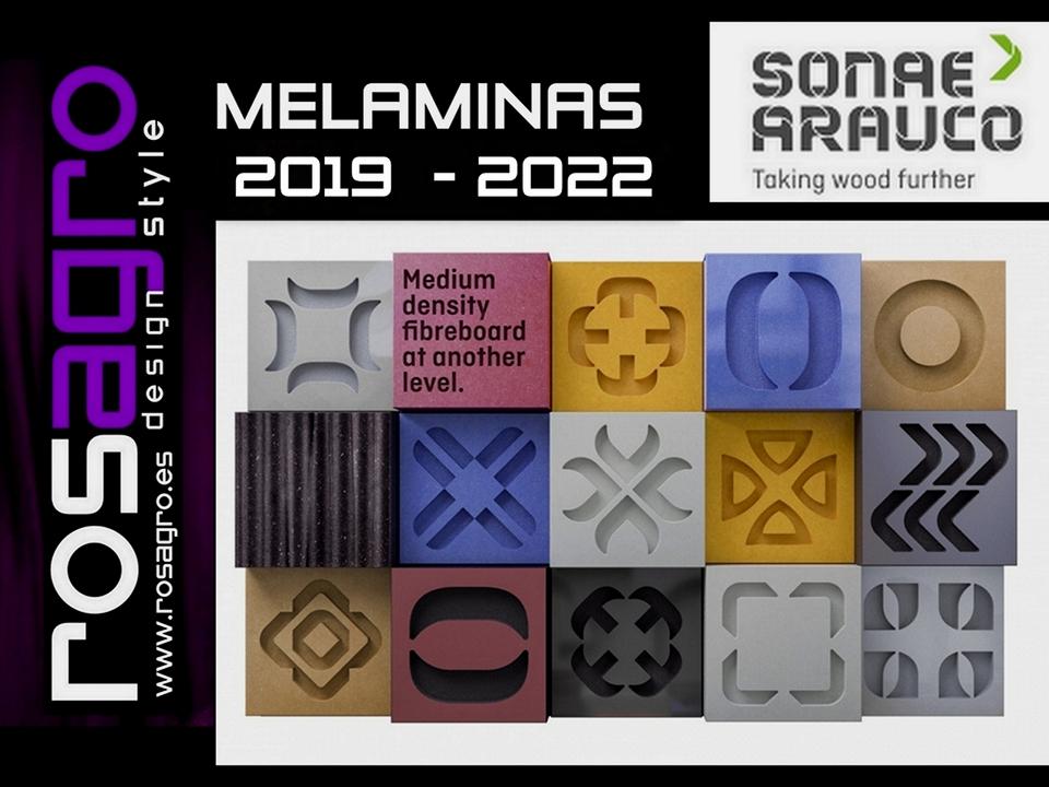 MELAMINA SONAE