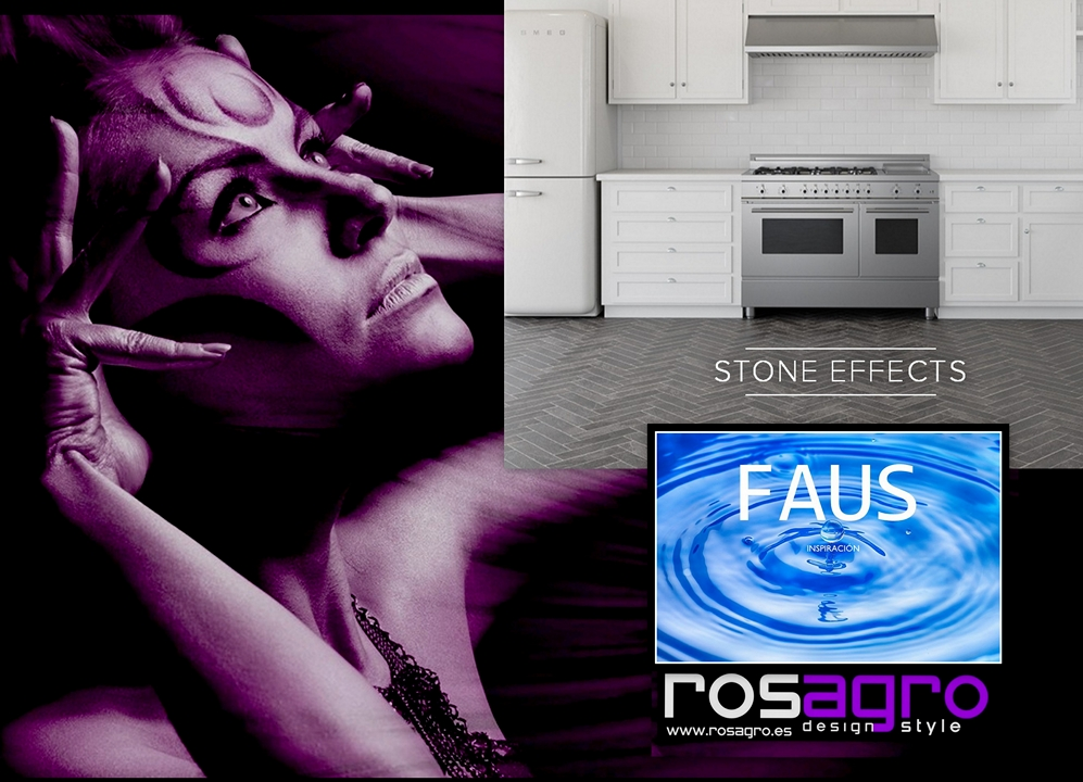 FAUS SERIE STONE EFFECTS AC6