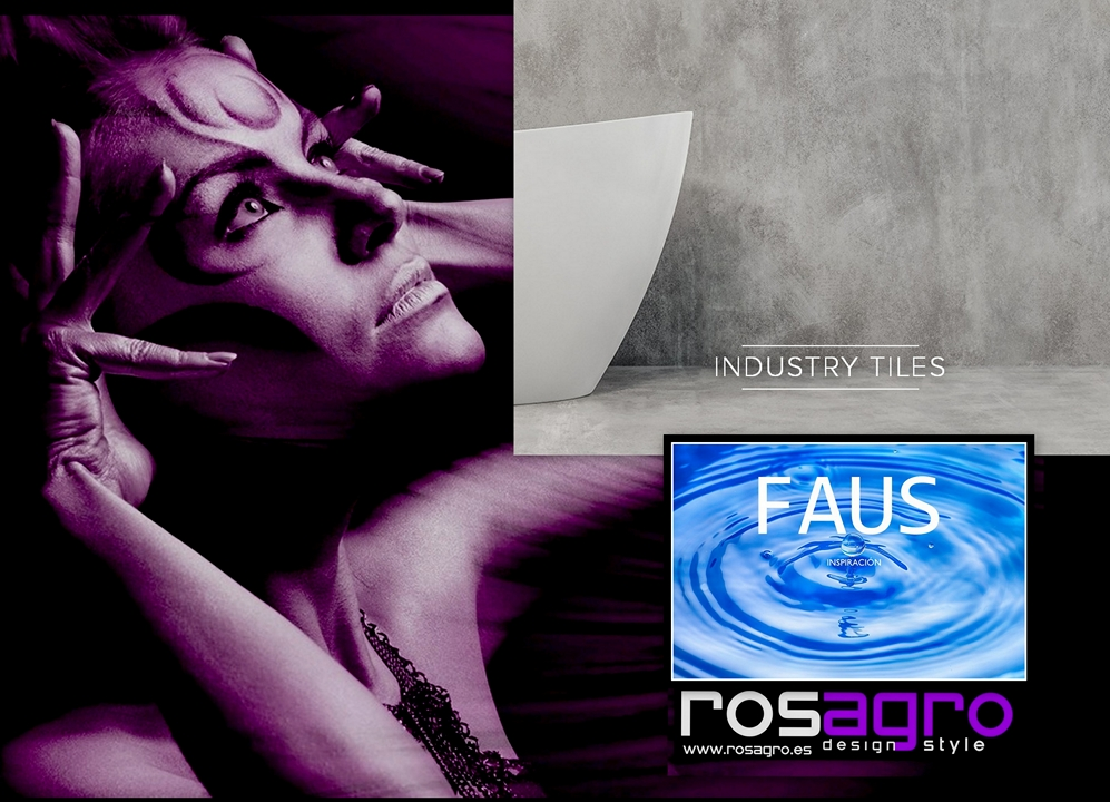 FAUS SERIE INDUSTRY TILES AC6