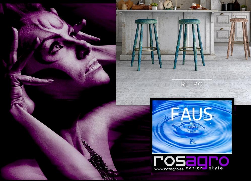 FAUS SERIE RETRO AC6