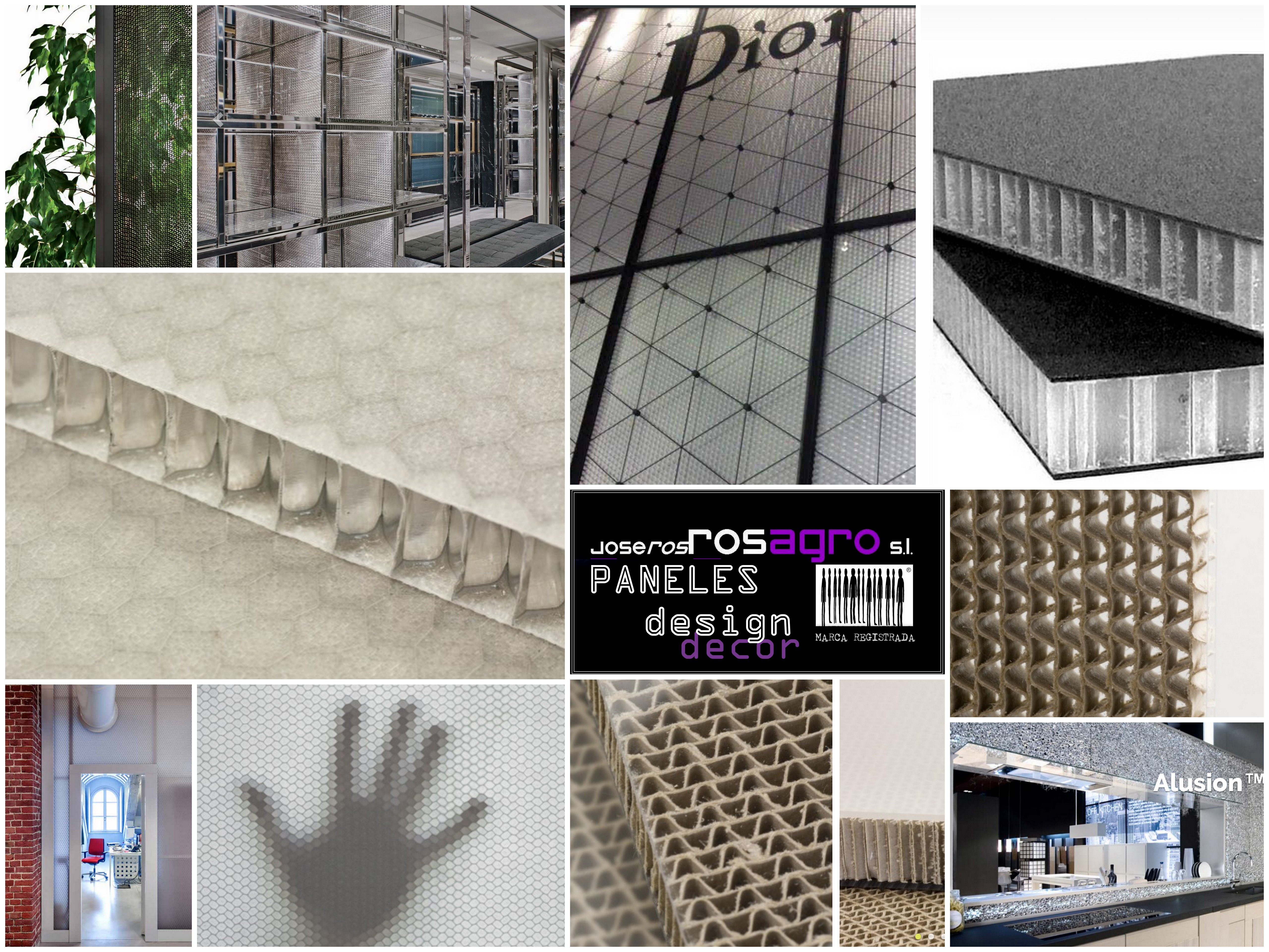 PANELES 3D. SUELO/PARED/ENCIMERAS/ SEPARADORES